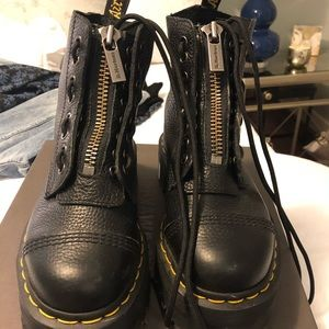 f50761ac Dr. Martens Shoes | Doc Martens Sinclair 8 Eye Jungle Boot | Poshmark
